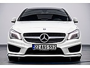 2O14 MERCEDES CLA 18Od AMG SADECE 22 BİN DE BOYASIZ Mercedes - Benz CLA 180 d AMG