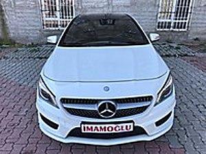 İMAMOĞLUNDAN 2015 CLA 180D AMG OTOMATİK Mercedes - Benz CLA 180 d AMG