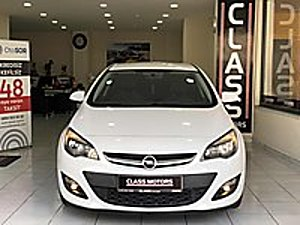 CLASS MOTORS DAN HATASIZ BOYASIZ 2017 OPEL 1.6 CDTI DESİNG Opel Astra 1.6 CDTI Design