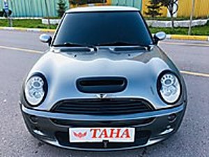 TAHA dan 2006 MİNİ COOPER S 1.6 210 PS EMSALSİZ Mini Cooper S 1.6