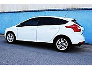 2012 Focus III 1.6 Dizel Style Otomatik Park Sadece 107 Binde Ford Focus 1.6 TDCi Style