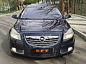2011 MODEL OPEL INSIGNIA 1.6 TURBO 180 HP ORJINAL OZEL PLAKA Opel Insignia 1.6 T Edition Elegance