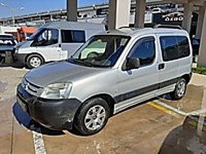 AY OTOMOTİV DEN.. 2007 ÇİFT SURGULU COMBİ..KLIMALI ..BAKIMLI Citroën Berlingo 1.9 D Combi X