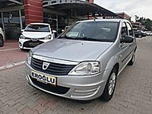 EROĞLU 2012 DACİA 1.6 LOGAN-BOYA YOK -TRAMER YOK-93.000KMDE Dacia Logan 1.6 Ambiance