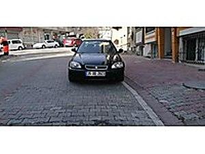 1998 MODEL HONDA CİVİC KLİMALI 1.4 BENZİNLİ OTOMOTİK LPGLİ Honda Civic 1.4 1.4i