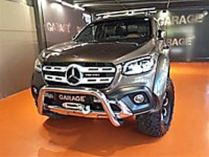 -GARAGE-2018 MERCEDES X 250d POWER KIŞ PAKET - OFF ROAD - Mercedes - Benz X 250 d Power