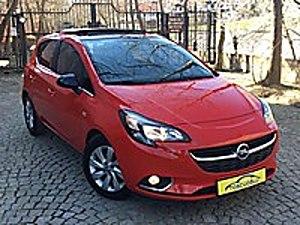 TOSCU DAN 2016 CAM TAVANLI BOYASIZ OTOMATİK OPEL CORSA 1.4 ENJOY Opel Corsa 1.4 Enjoy