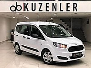 2017 MODEL FORD TOURNEO COURIER 1.5 TDCI TREND   DEĞİŞENSİZ Ford Tourneo Courier 1.5 TDCi Trend