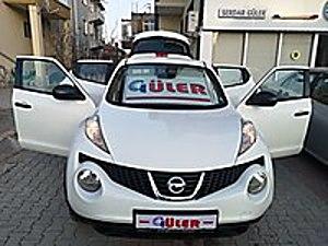 GÜLER OTO GALERİDEN 2012 MODEL NISSAN JUKE 1.5 DCİ VISIA 95binde Nissan Juke 1.5 dCi Visia