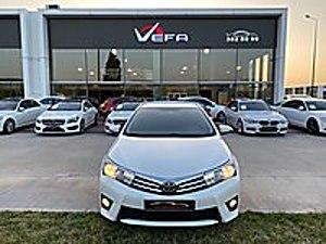 2013 14 ÇIKIŞLI TOYOTA COROLLA 1.4 D-4D TOUCH Toyota Corolla 1.4 D-4D Touch
