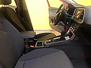 2020 LEON 1.5 EcoTSİ STYLE KIRMIZI Seat Leon 1.5 EcoTSI Style