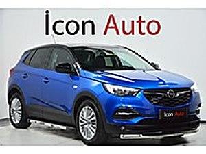İCON AUTO-ÇİFT RENK-KÖR NOKTA-ŞERİT TAKİP-CAM TAVAN-ALCANTRA Opel Grandland X 1.6 D Enjoy