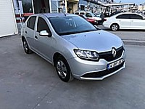 VİZYON DAN 2015 SYMBOL 1.5 DCİ HASAR KAYITSIZ Renault Symbol 1.5 dCi Joy