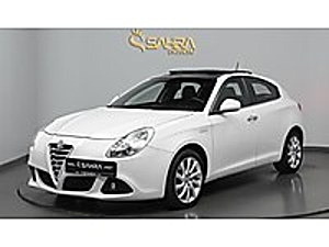 SAHRA OTOMOTİV den GİULİETTA 1.4 MULTİAİR BENZİN OTOMATİK Alfa Romeo Giulietta 1.4 TB MultiAir Distinctive