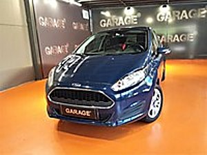 GARAGE 2016 FORD FIESTA 1.6 TREND X Ford Fiesta 1.6 Trend X