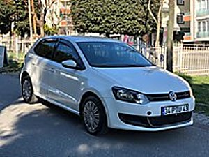 2011 POLO 1.6 DİZEL 7 İLERİ OTOMATİK DSG VİTES.EKSTRALI MASRAFSZ Volkswagen Polo 1.6 TDI Comfortline