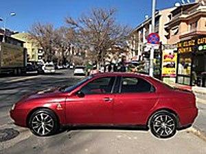 ERDOĞANLAR DAN Alfa Romeo 156 1.6 TS LPG Alfa Romeo 156 1.6 TS