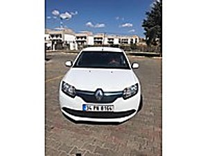 2016 MODEL TEMİZ VE BAKIMLI HATASIZ 90 BG SYMBOL DİZEL Renault Symbol 1.5 dCi Joy