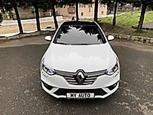 MY AUTO DAN HATASIZ 2018 Megane Sedan 1.6 JOY  30.000Km  Renault Megane 1.6 Joy