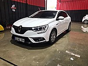2018 Megane Tramersiz FULL SERVİS BAKIMLI MEGANE JOY Renault Megane 1.6 Joy