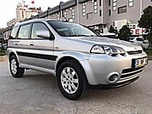 2004 MODEL 4X4 HRV OTOMATİK VİTES TAKAS OLUR FIRSAT ARACI Honda HR-V 4WD