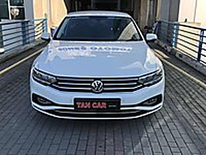 2020 YENİ PASSAT 1.6 TDI BMT BUSİNESS DSG SIFIR Volkswagen Passat 1.6 TDI BlueMotion Business