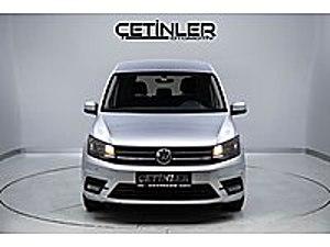 2017 MODEL CADDY 2.0 DİZEL OTOMATİK 73 BİN KM DE 1 PARÇA BOYALI Volkswagen Caddy 2.0 TDI Trendline