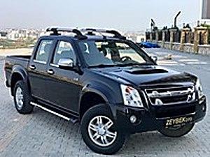 ISUZU DMAX LİMİTED 2012 MODEL HATASIZ 4X2 ORJİNAL 84000 KM Isuzu D-Max 2.5 Çift Kabin 4x2