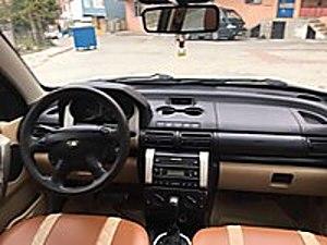 YAĞMUR OTOMOTİV DEN FRLDER OTOMATİK DİZEL 4 4 SANRUF Land Rover Freelander 2.0 TD4 HSE