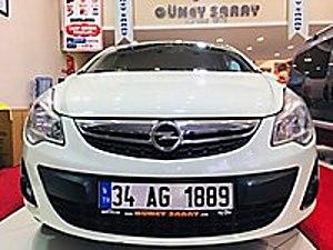 79.000 KM-2011 OPEL CORSA 1.4 ENJOY-OTOMATİK-LPG İŞLİ-İLK ELDEN Opel Corsa 1.4 Twinport Enjoy