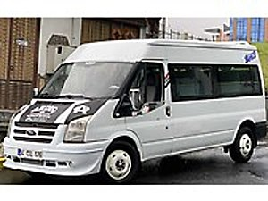 ARDIÇ OTO DAN 2012 MODEL KILİMALI 155 PS 6 İLERİ 13 1 HATASIZ Ford - Otosan Transit 13 1