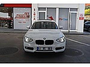CarMarket YETKİLİ SERVİS BAKIMLI   SUNROOF - LED - GERI GÖRÜŞ BMW 1 Serisi 116d ED EfficientDynamics