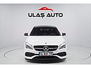 ULAŞ AUTO DAN 2017 CLA AMG  SUNROOF K.HAFIZA G.GÖRÜŞ SERVİS BAKI Mercedes - Benz CLA 180 d AMG