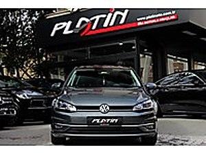 2019 1.6 TDI HIGHLINE DSG HAYALET PANAROMİK F1 HATASIZ 9.400KM Volkswagen Golf 1.6 TDI BlueMotion Highline