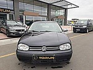 TORUN OTOMOTİVDEN .. 1999 OTOMATİK SONROOFLU GOLF4  TAKAS OLUR   Volkswagen Golf 1.6 Comfortline