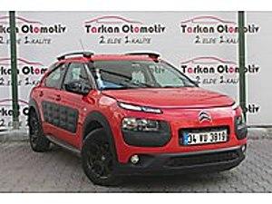 73 BİN KM DE 2017 C4 CACTUS FEEL CAM TAVANLI DİZEL OTOMATİK Citroën C4 Cactus C4 Cactus 1.6 e-HDi Feel