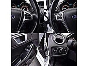 HATASIZ BOYASIZ FORD FİESTA 1.6 TRENDX OTOMATİK LPG Ford Fiesta 1.6 Trend X