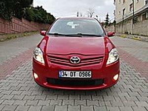 2011 TOYOTA AURİS 1.33 BENZİNLİ COMFORT 100 BİN KM Toyota Auris 1.33 Comfort
