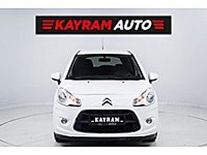 KAYRAMDAN---2012---KAPORA ALINDI TESEKKURLER--- Citroën C3 1.4 e-HDi Confort