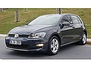 2016 MODEL GOLF 1.6 TDİ BLUEMOTİON DSG 61.000 KM DE Volkswagen Golf 1.6 TDI BlueMotion Comfortline