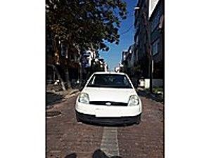 2005 MODEL EXTRALI 1.4 TDCİ TEK KAPILI KOLTUKLU FORD FİESTA Ford Fiesta Van 1.4 TDCi