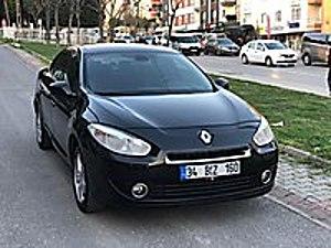 2012 DİZEL RENAULT FLUENCE EXTREME EDİTİON BAKIMLI VE MASRAFSIZ Renault Fluence 1.5 dCi Extreme Edition