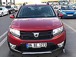 CEYLİN OTOMOTİV  den 2015 MODEL DACİA SANDERO STEPWAY 1.5 dCİ Dacia Sandero 1.5 dCi Stepway