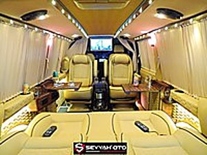 SEYYAH OTO 2014 Otomatik Siyah Vip Transporter DSG 140lık Uzun Volkswagen Transporter 2.0 TDI City Van Comfortline