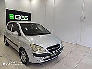 BGS den Hyundai Getz Hyundai Getz 1.5 CRDi Comfort Plus