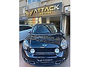 ATTACK MOTORS DAN 2011 MİNİ COUNRTYMAN 1.6 S 70.000 KM CAM TVN. Mini Cooper Countryman 1.6 S