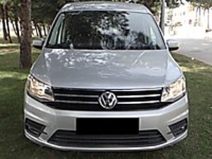 KIRATLI A.Ş den 2016 VW CADDY 2.0 TDI 56.000 KM DE DSG Volkswagen Caddy 2.0 TDI Comfortline
