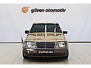 GÜVEN OTO DAN 1988 MERCEDES 300D TURBO OTOMATİK ÖZEL YAPIM Mercedes - Benz 300 300 D