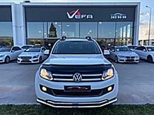 2014 15 ÇIKIŞLI VW AMAROK 2.0 BITDI 4 4 HİGHLİNE 180 HP Volkswagen Amarok 2.0 BITDI Highline