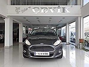 SIFIR AYARINDA OTOMATİK 57 BİN KM FİESTA TİTANİUM Ford Fiesta 1.6 Titanium
